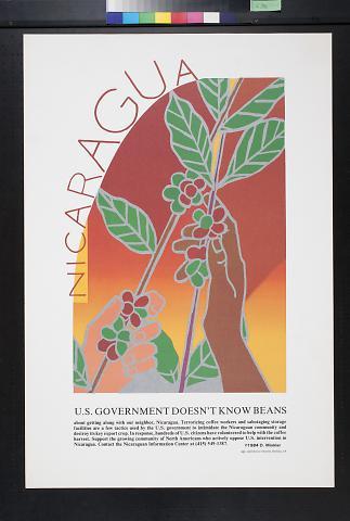 1983-84 Volunteer Work Brigades to Nicaragua