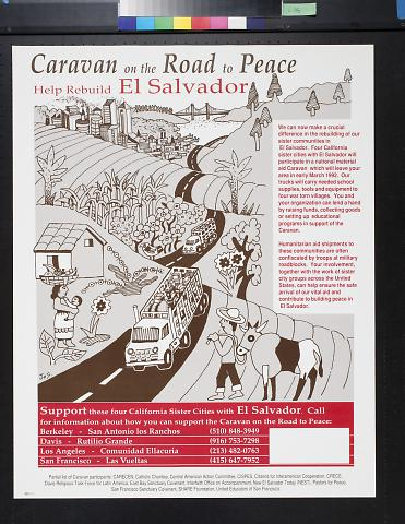 Caravan on the Road to Peace
