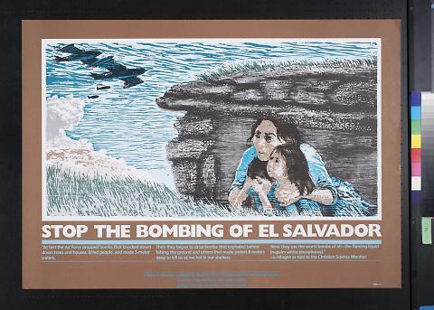 Stop The Bombing Of El Salvador