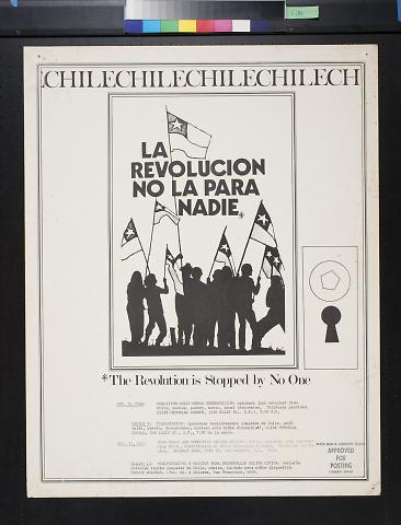 La Revolucion No La Para Nadie [The revolution stops for no one]