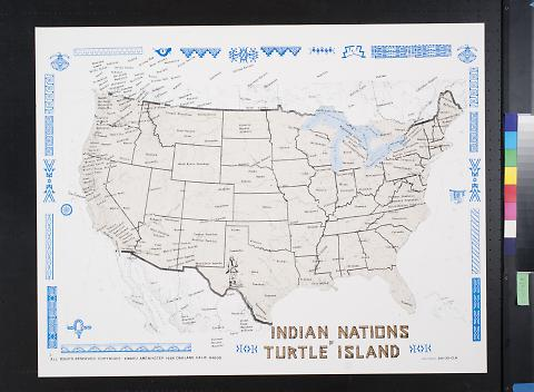 Indian Nations of Turtle Island