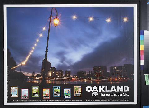 Oakland:The Sustainable City