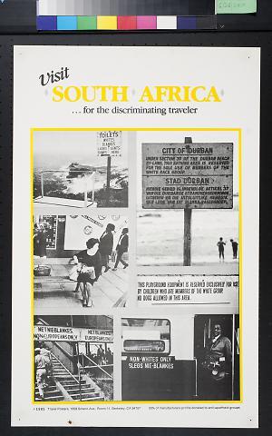 Visit South Africa... for the discriminating travler