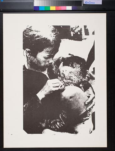Untitled (Wounded Infant)