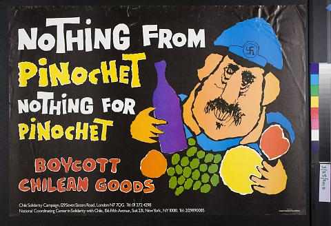 Nothng from Pinochet : Nothing for Pinochet