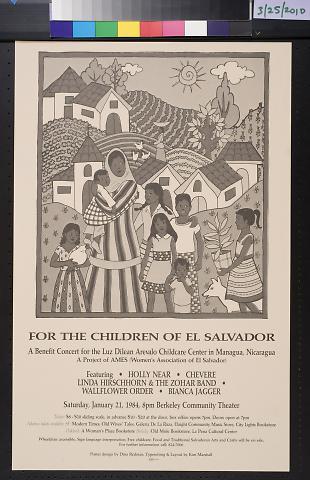 For the Children of El Salvador