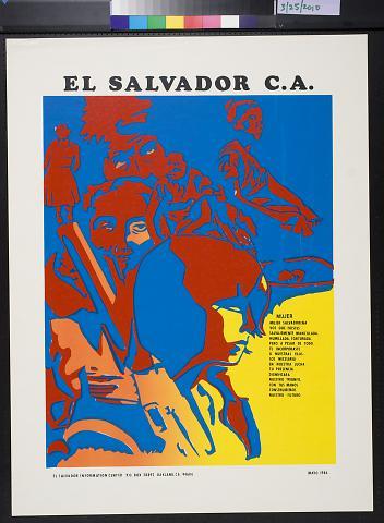 El Salvador C.A. [Central America]