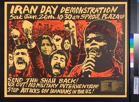 Iran Day Demonstration