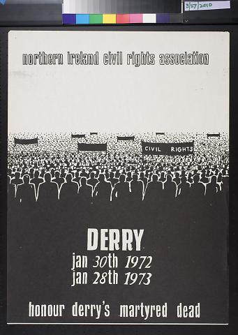 Honour Derry's Martyred Dead