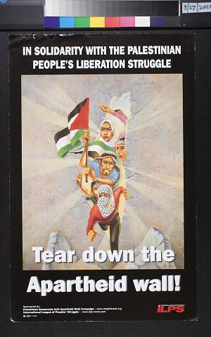 Tear down the Apartheid wall