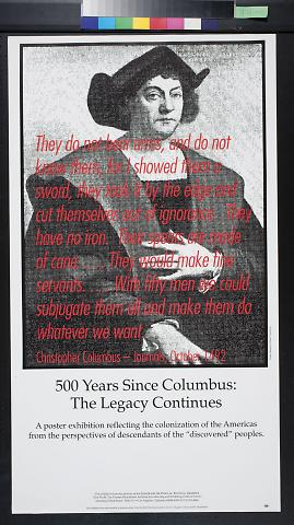 500 Years Since Columbus
