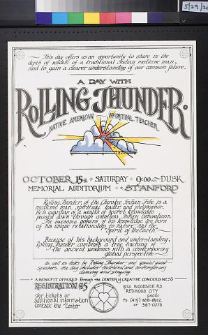 A Day With Rolling Thunder