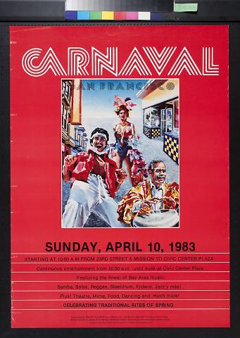Carnaval San Francisco
