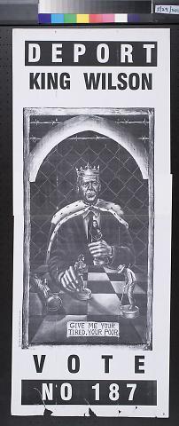 Deport King Wilson