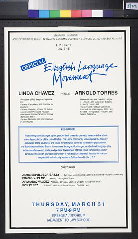 Official english language movement