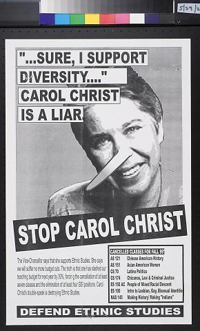 Stop Carol Christ