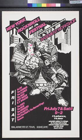 New York Rocknroll Festival