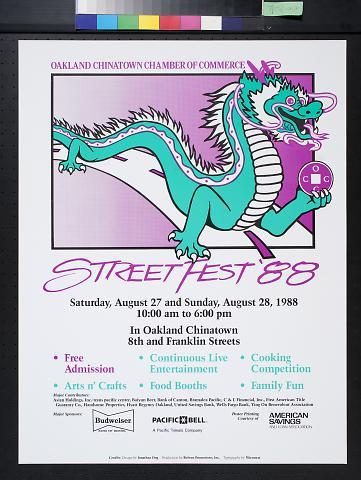 Street Fest '88