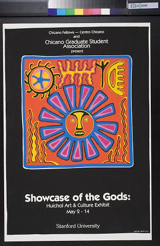 Showcase of the Gods: Huichol Art & Culture Exhibit May 2 - 14