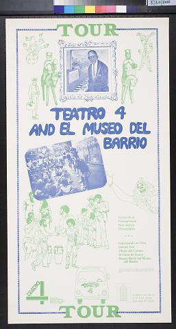 Tour Teatro 4 And El Museo Del Barrio