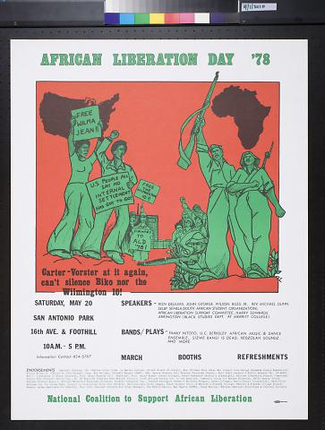 African Liberation Day '78