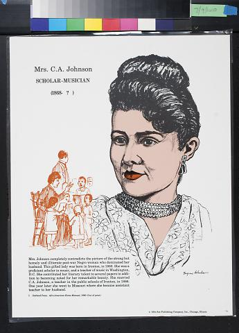 Mrs. C.A. Johnson