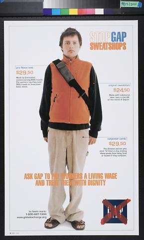 Stop Gap Sweatshops