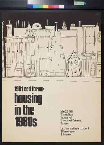 Housing in the 1980s