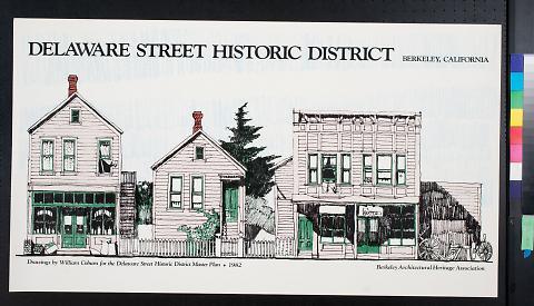 Delaware Street Historic District
