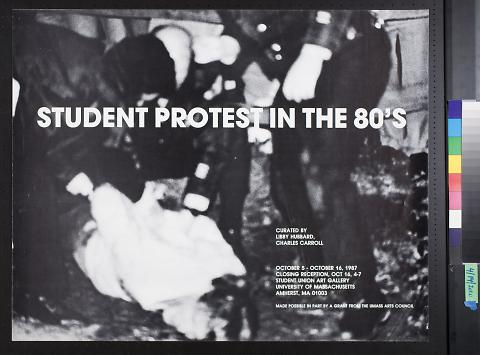 Student Protest In The 80's