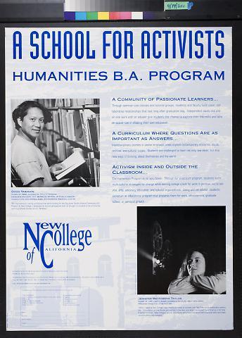 A School For Activists