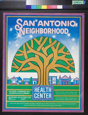 San Antonio Neighborhood