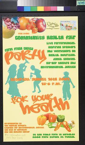 farm fresh choice party for your health