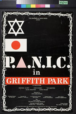 P.A.N.I.C. in Griffith Park