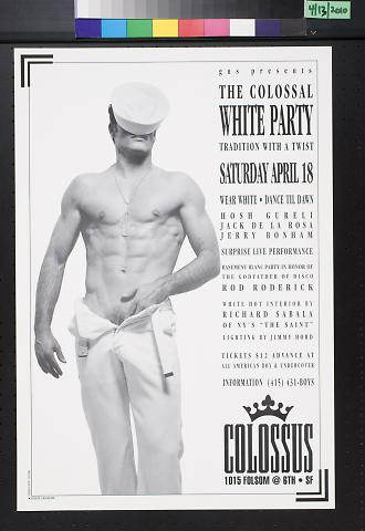 The Colossal White Party