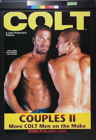 Couples II, More COLT Men on the Make