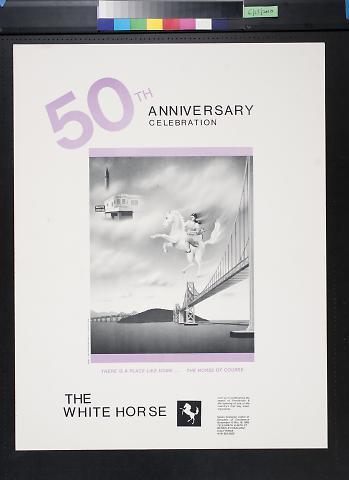50th Anniversary Celebration, The White Horse