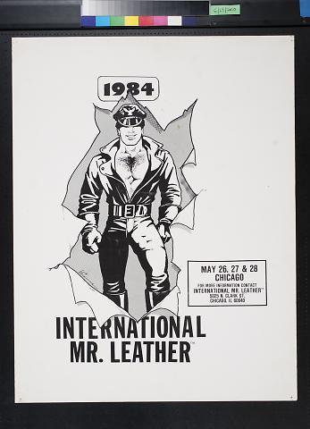 1984 International Mr. Leather