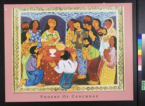 Phoebe Of Cenchrae