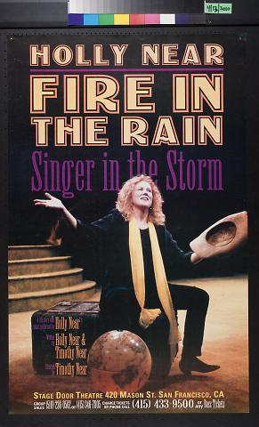 Holly Near, Fire in the Rain, Singer in the Storm
