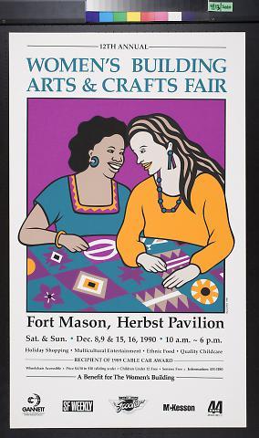 12th Annual Women's Building Arts & Crafts Fair