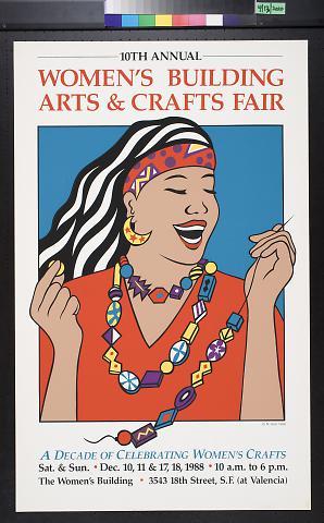 10th Annual Women's Building Arts & Crafts Fair