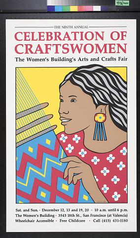 The Ninth Annual Celebration of Craftswomen