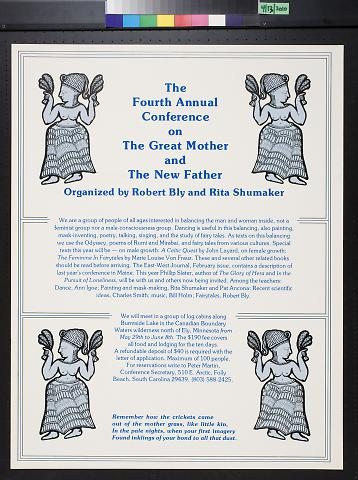Fourth Annual Conference on The Great Mother and The New Father