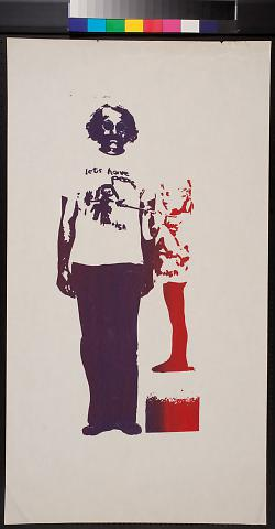 Let's Have Peace T-shirt