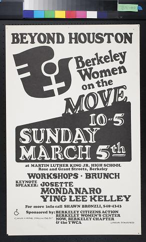 Berkeley Women on the Move