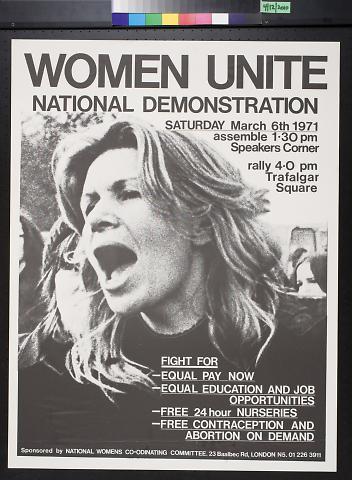 Women Unite: National Demonstration