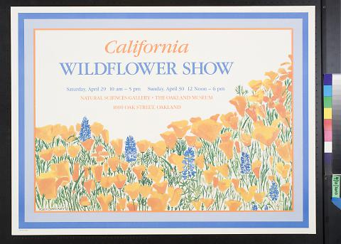 California Wildflower Show