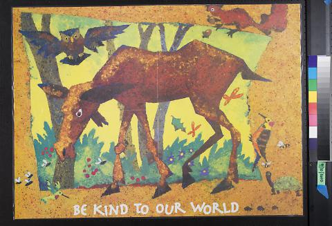 Be Kind To Our World