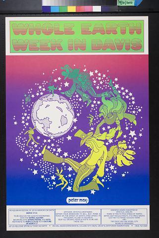 Whole Earth Week Davis